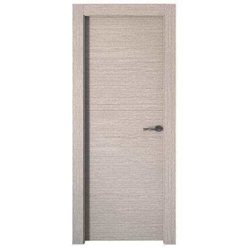 puerta viena gris de apertura izquierda de 62.5 cm
