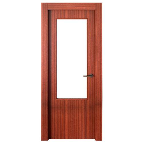 puerta lisboa sapelly de apertura izquierda de 82.5 cm