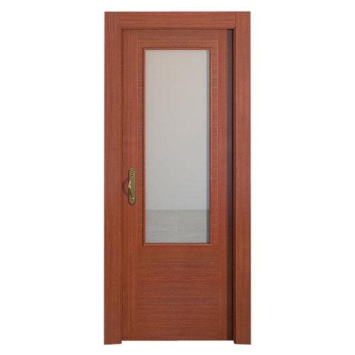 Puerta de interior corredera niza sapelly de 62.5 cm