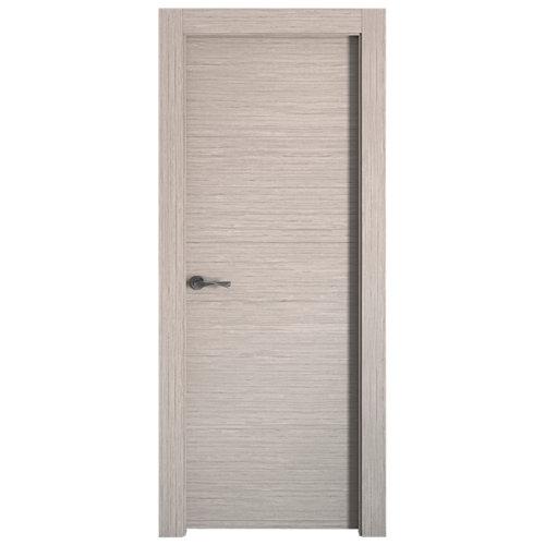 Puerta viena gris de apertura derecha de 72.5 cm