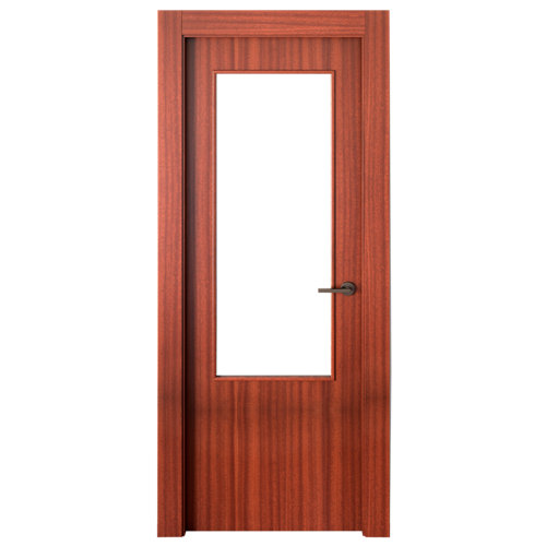 puerta lisboa sapelly de apertura izquierda de 62.5 cm