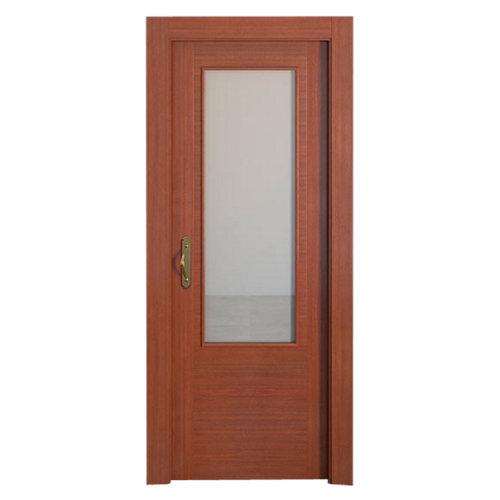 Puerta de interior corredera niza sapelly de 82.5 cm