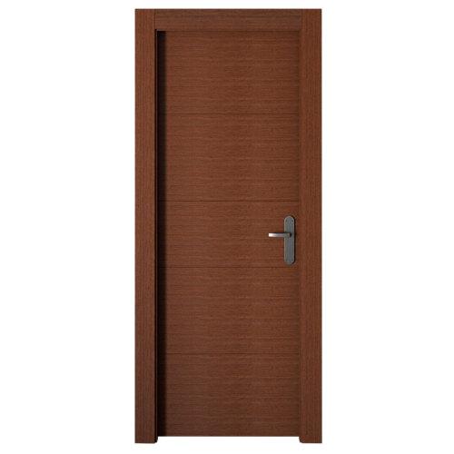 puerta viena wengué de apertura izquierda de 72.5 cm