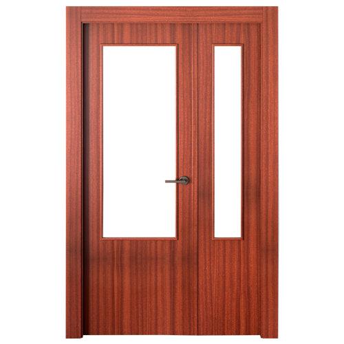 puerta lisboa sapelly de apertura izquierda de 105 cm