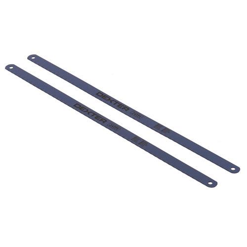 Set de 2 hojas de sierra para metal dexter de 300 mm