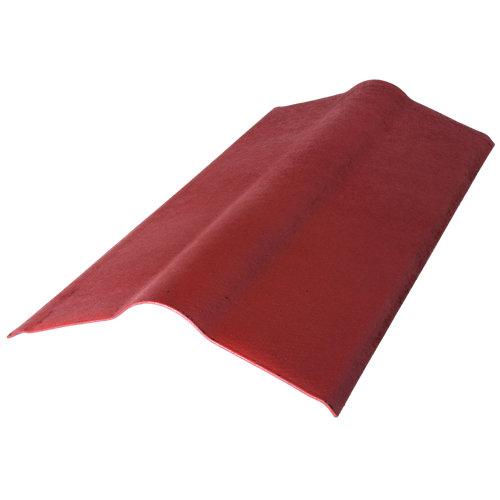 Cumbrera onduline easyfix roja 100x50 cm