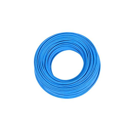 Cable eléctrico lexman h07z1-k azul 10 mm² 25 m