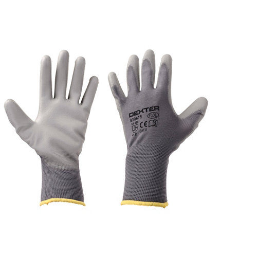 Guantes multiuso dexter nailon t 10 / xl