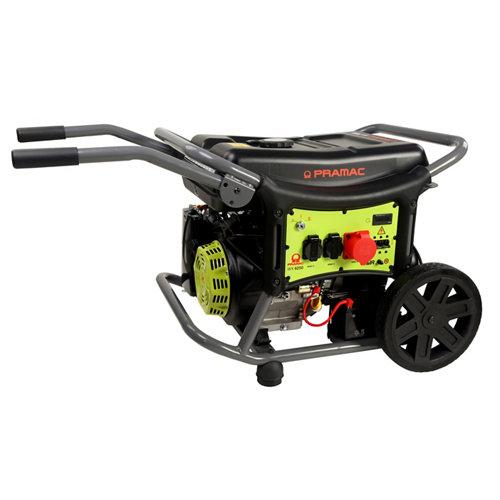 Generador de gasolina powermate wx6250 arranque eléctrico de 5500 w