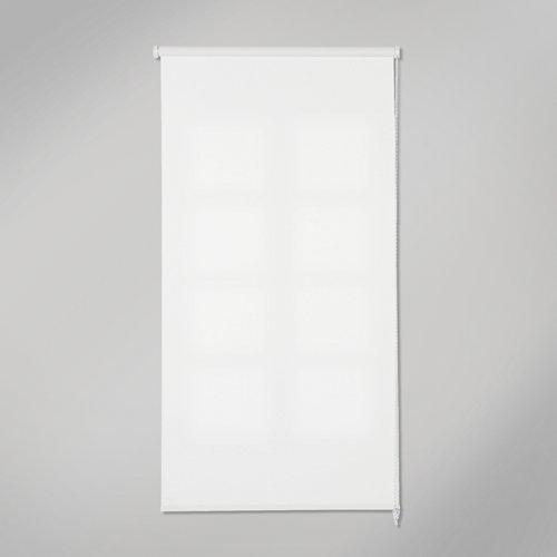 Estor enrollable trends blanco de 120x250cm