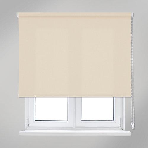 Estor enrollable trends beige de 135x250cm