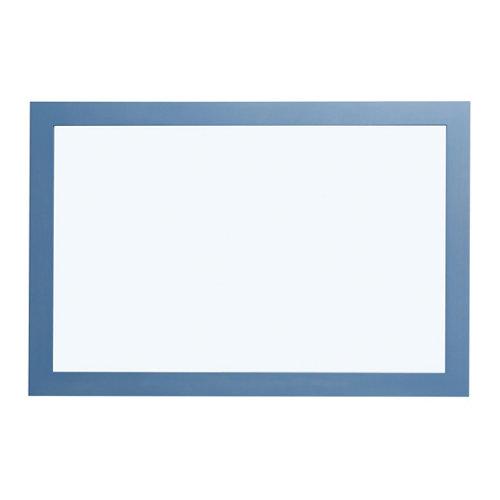 Espejo de baño roma azul 120 x 80 cm