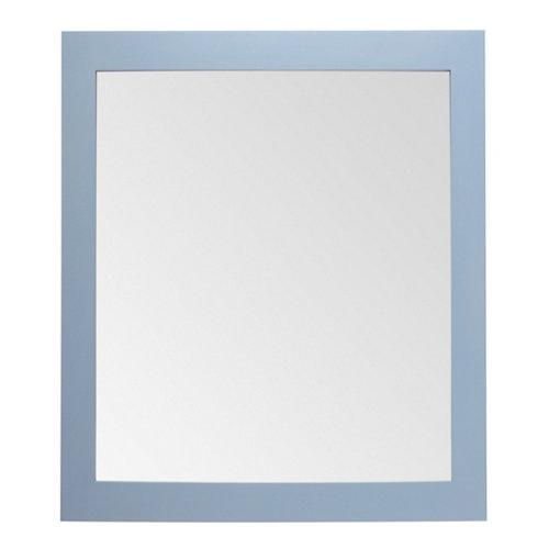 Espejo de baño roma azul 60 x 80 cm
