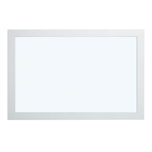 Espejo de baño roma blanco 120 x 80 cm