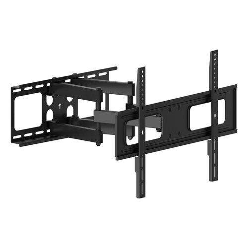 Soporte de pared pantalla tv de 37 a 70 pulgadas de 48x20.4x0 cm y hasta 50 kg
