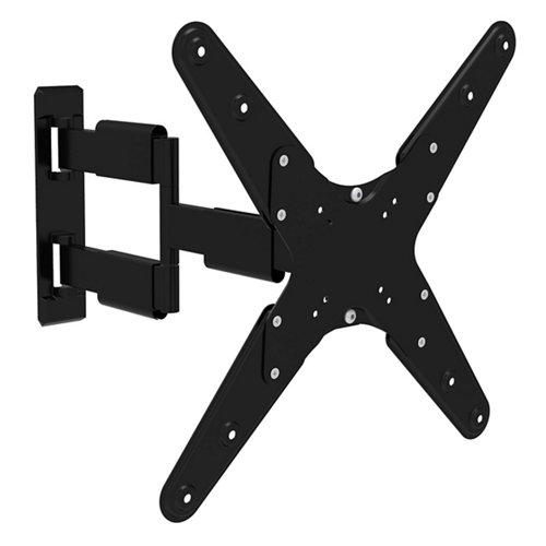 Soporte de pared pantalla tv de 23 a 55 pulgadas de 7.2x29.2x0 cm y hasta 35 kg