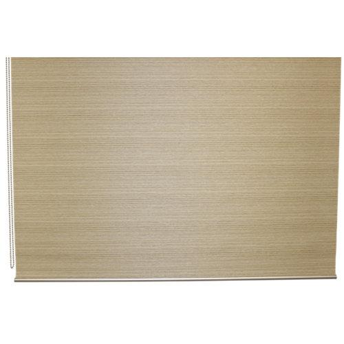Estor enrollable translúcido city natural beige de 109x230cm