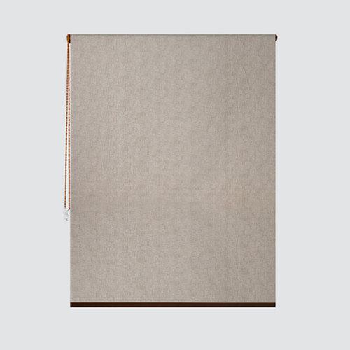 Estor enrollable opaco caleta beige de 94x230cm