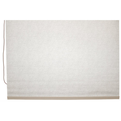 Estor enrollable opaco caleta cr beige de 169x230cm