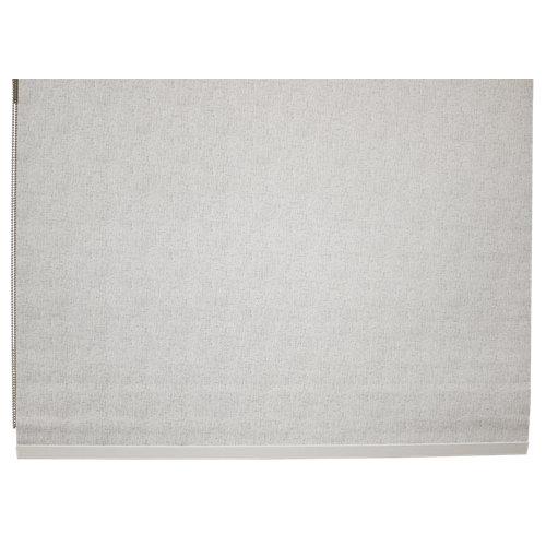 Estor enrollable opaco caleta gris de 124x230cm