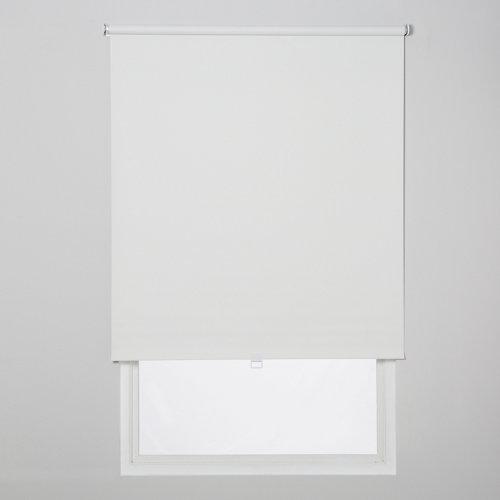 Estor enrollable opaco easy ifit blanco de 41x190cm