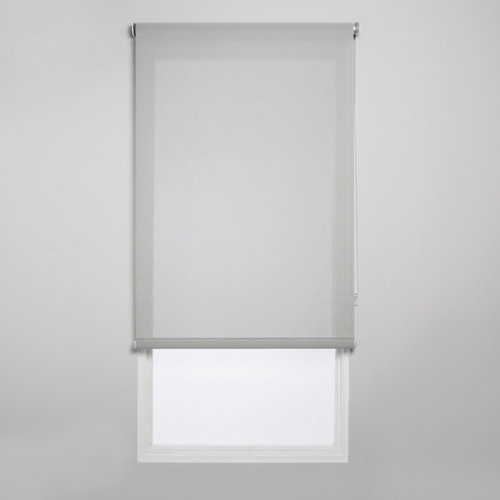 Estor enrollable screen industry gris de 165x250cm