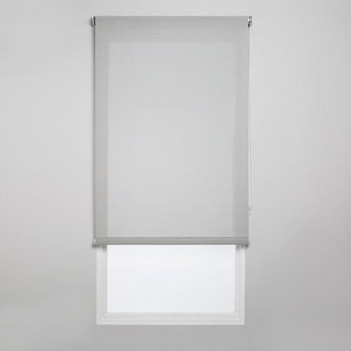 Estor enrollable screen industry gris de 90x250cm