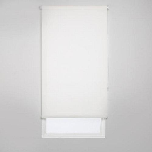 Estor enrollable screen industry blanco de 90x250cm