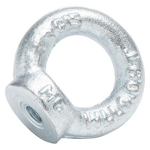 hembrilla cerrada de acero cincado y 35 mm de longitud