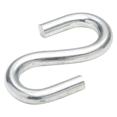 Gancho abierto de acero de 70x37,5 mm