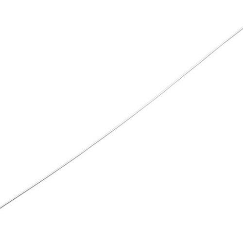 Alambre de acero de 75 m de longitud y 0.7 mm de ø