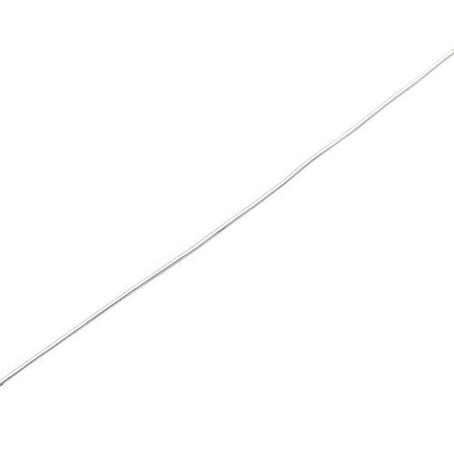 Alambre de acero de 50 m de longitud y 0.9 mm de ø