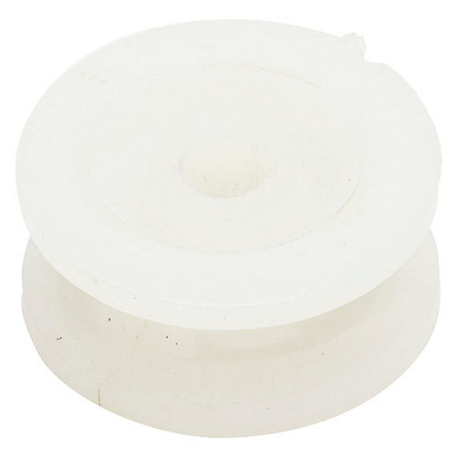 Polea en poliamida para cuerda de 8 mm de ø y hasta kg