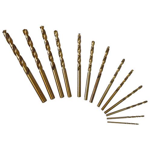 Kit de brocas metal dexter 1,5-6,5 mm
