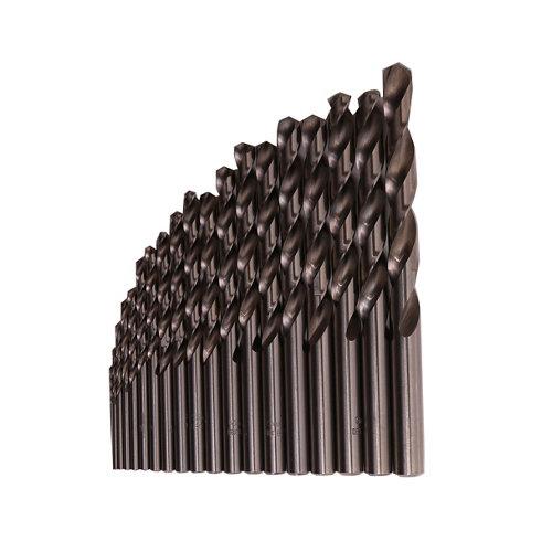 Kit de brocas metal dexter 1-10 mm