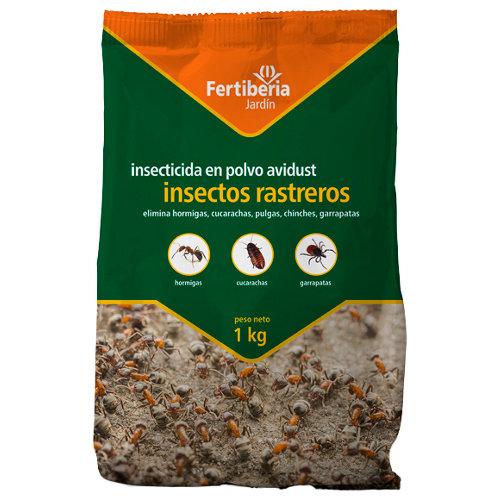 Insecticida para insectos rastreros fertiberia 1 kg hasta 25 m2