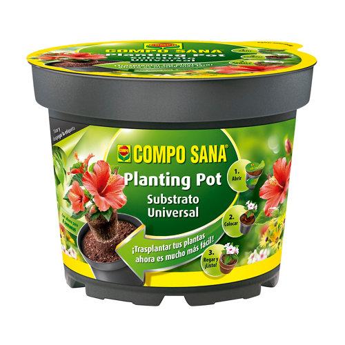 Sustrato planting pot compo 3,5l
