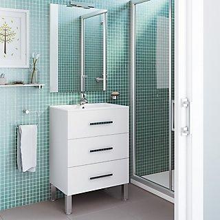 Muebles Baño Para Espacios Reducidos Leroy Merlin