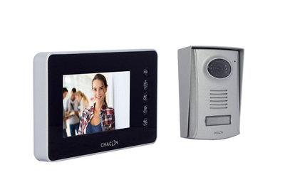 Chacon 34802-4 colores hijo videotel/éfono 4.3