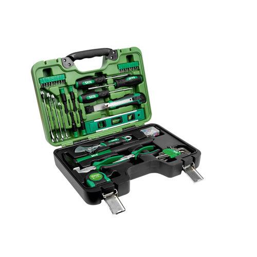 Maletín salki de 51 herramientas