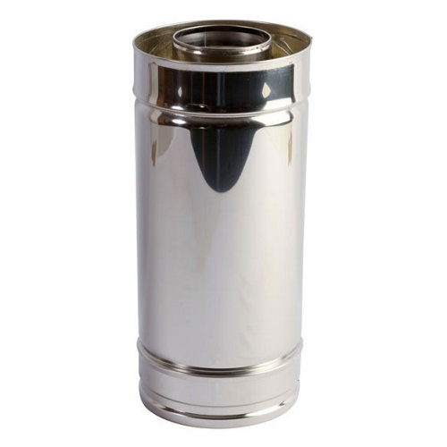 Tubo acero inoxidable 316/304 80 mm de ø 0,32 cm