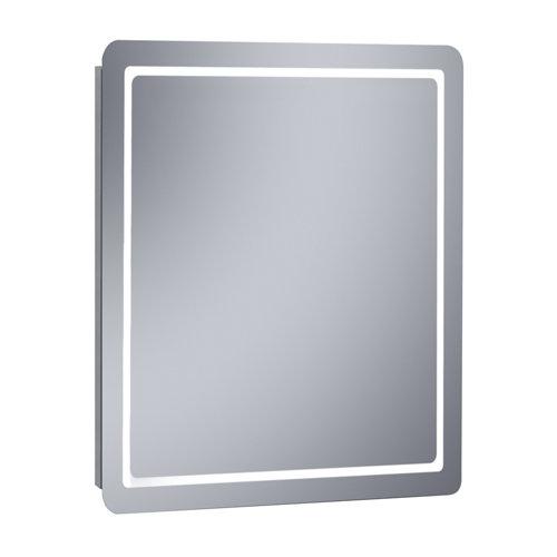 Espejo de baño con luz led kea 60 x 80 cm