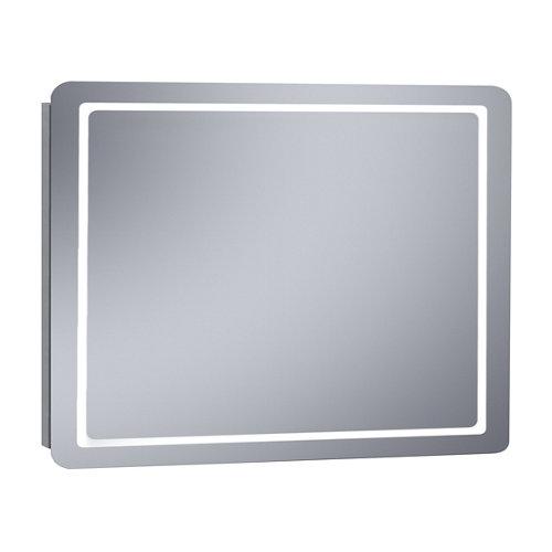 Espejo de baño con luz led kea 120 x 80 cm