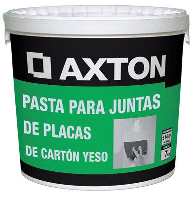 Pasta para juntas placas de yeso AXTON 7 Kg