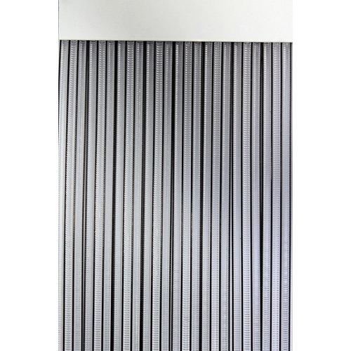 Cortina de puerta negro mijares de 90 x 210 cm