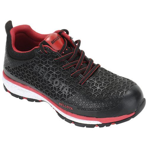 Zapatos de seguridad bellota 72223b38s3 color negro - talla 38