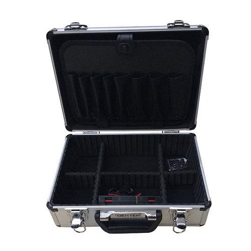 Caja de herramientas dexter con capacidad de 4.56 litros