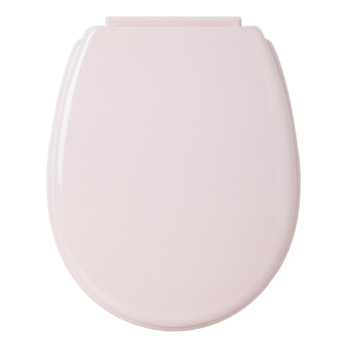 Tapa wc lunel moonlight rosa