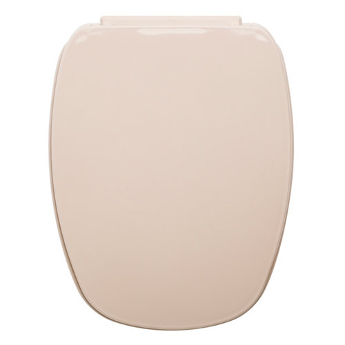 Tapa wc lunel diana marrón