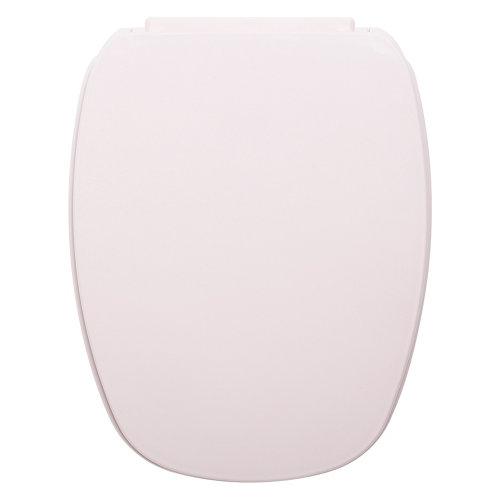 Tapa wc lunel diana rosa liso